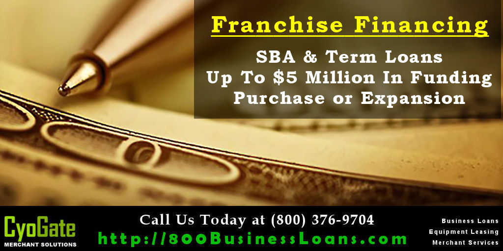 Franchise Financing Services